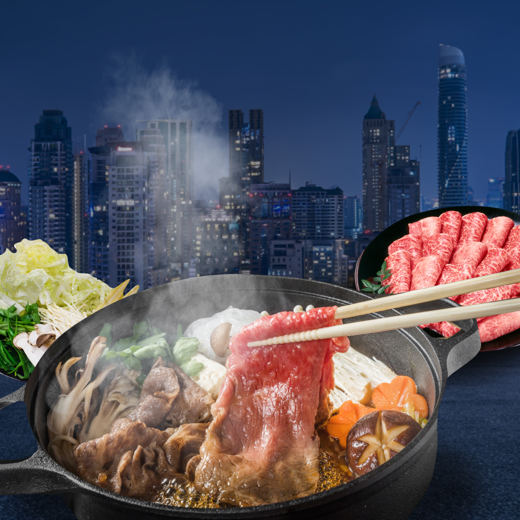 This handsome rooftop bar in Ploenchit is serving up B359 hotpot during ongoing alcohol ban