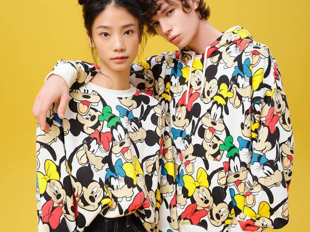 Levis x Disney, colección inspirada en Mickey y sus amigos