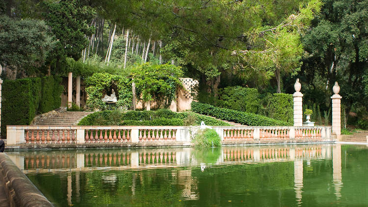 Parc del Laberint de Barcelona
