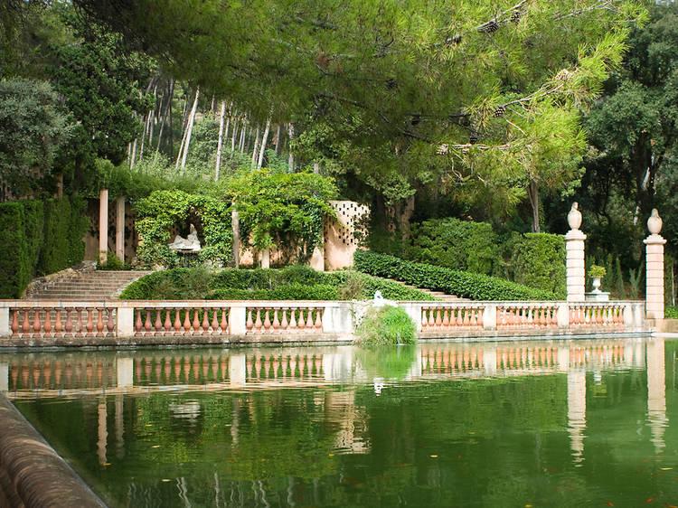 Jardines y espacios verdes con encanto