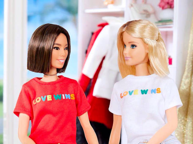 Barbie, Love Wins, Aimee Song