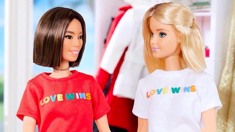 Barbie, Love Wins, Aimee Song