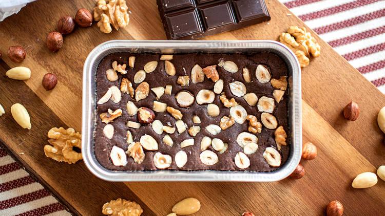 Doces, Brownies, Brownie.