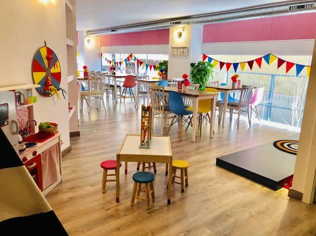 Cocoa Barcelona, cafeteria familiar