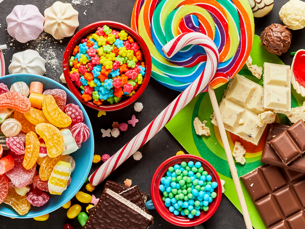 Earn up to $1,200 a week to devour tons of candy