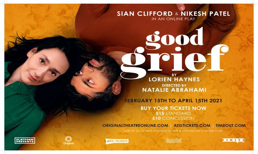 Watch 'Good Grief' starring Bafta winner Sian Clifford from £10