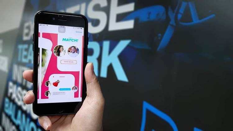 apps de encontros