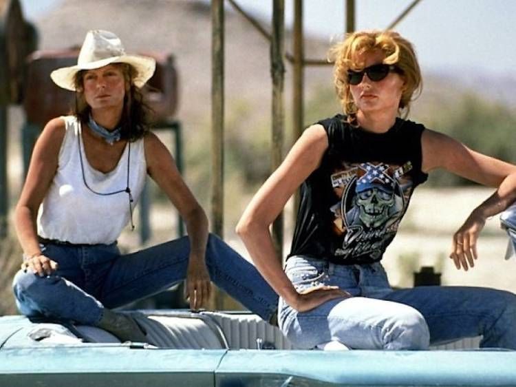 Thelma y Louise (1991), de Ridley Scott