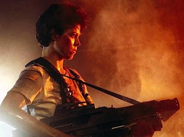 Alien (1979), de Ridley Scott