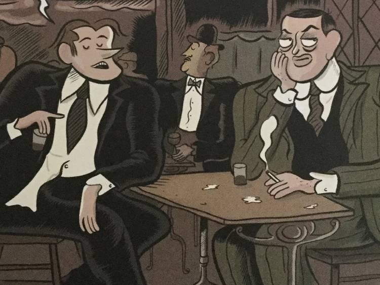 Buñuel en el laberinto de las tortugas, un genio del cine según el cómic