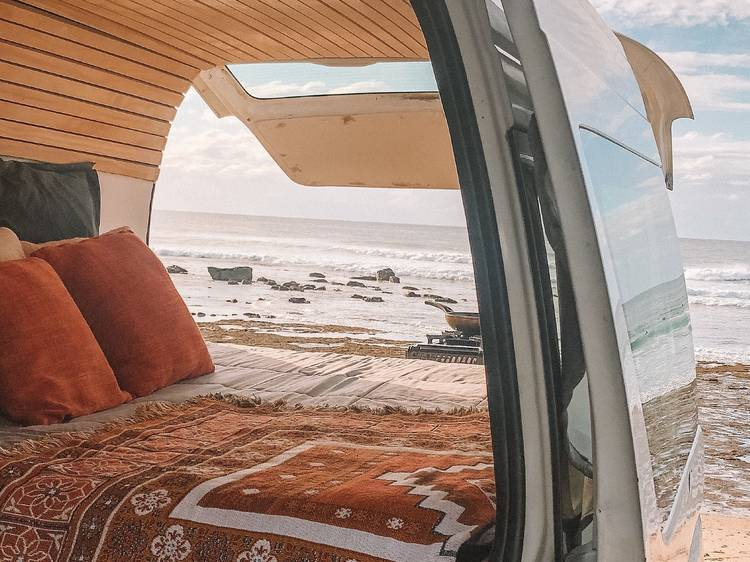 The best caravans and campervans to hire in NSW