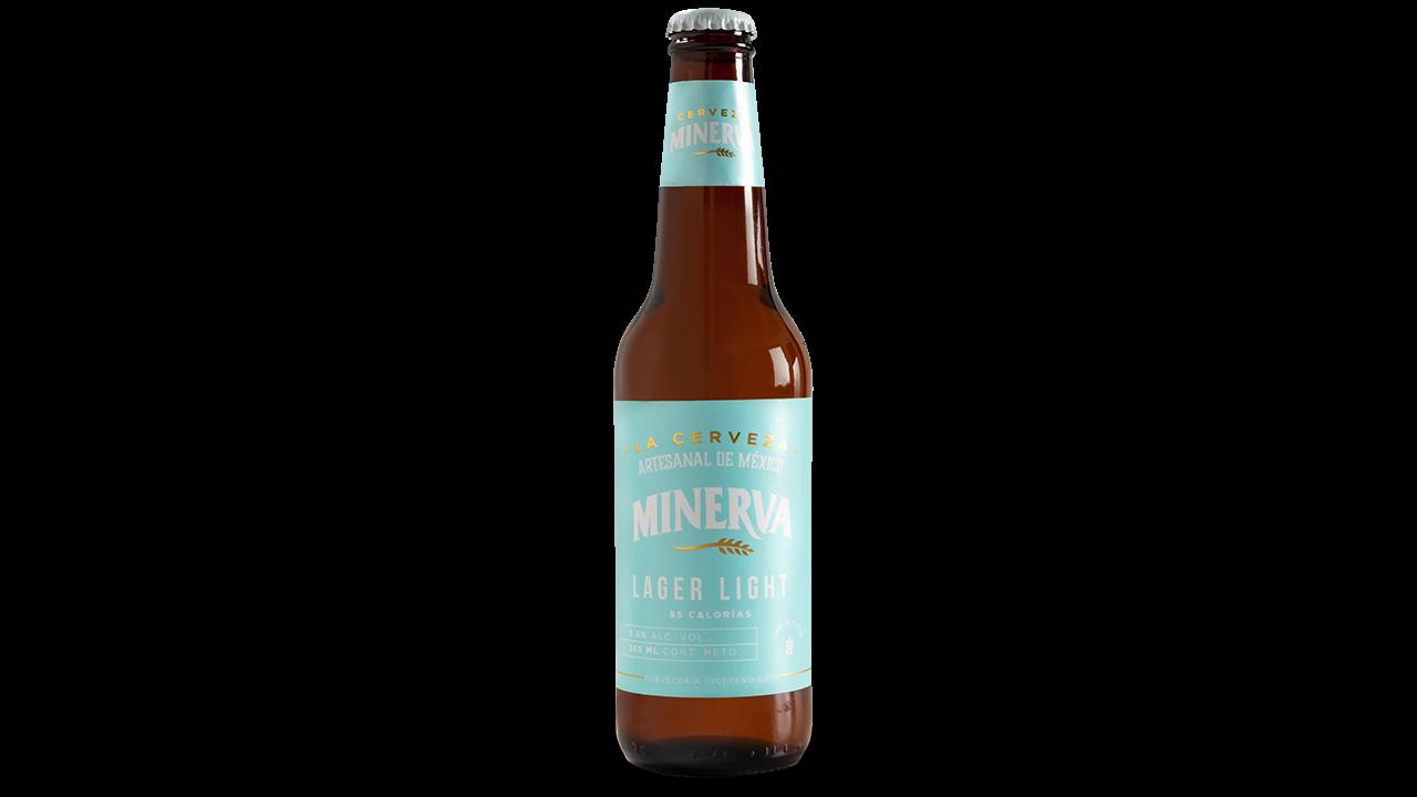 Minerva Light Lager