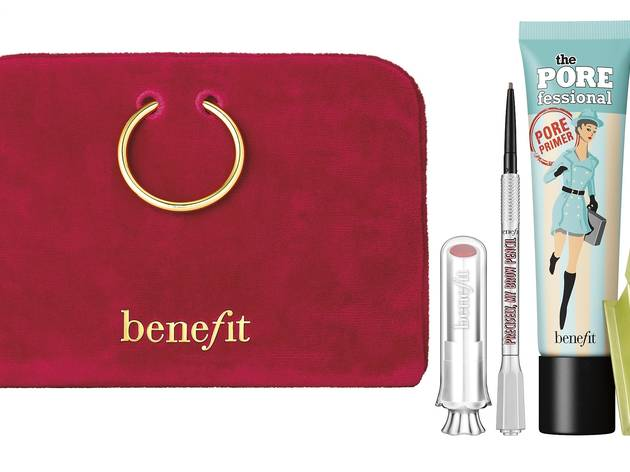Benefit Cosmetics Fortune Favors the Fabulous set