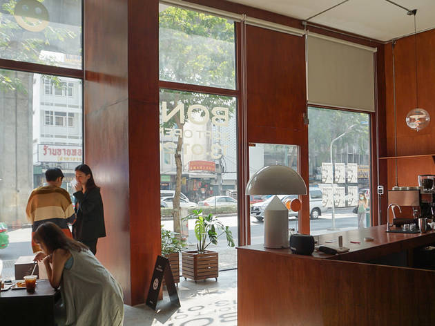 Bonci Cafe