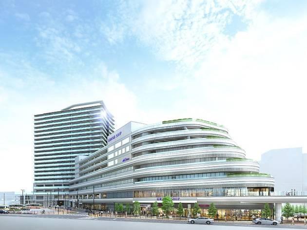 2021年、東京にオープンする商業施設