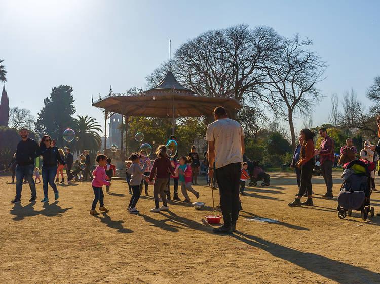 50 llocs per anar amb els nens a Barcelona