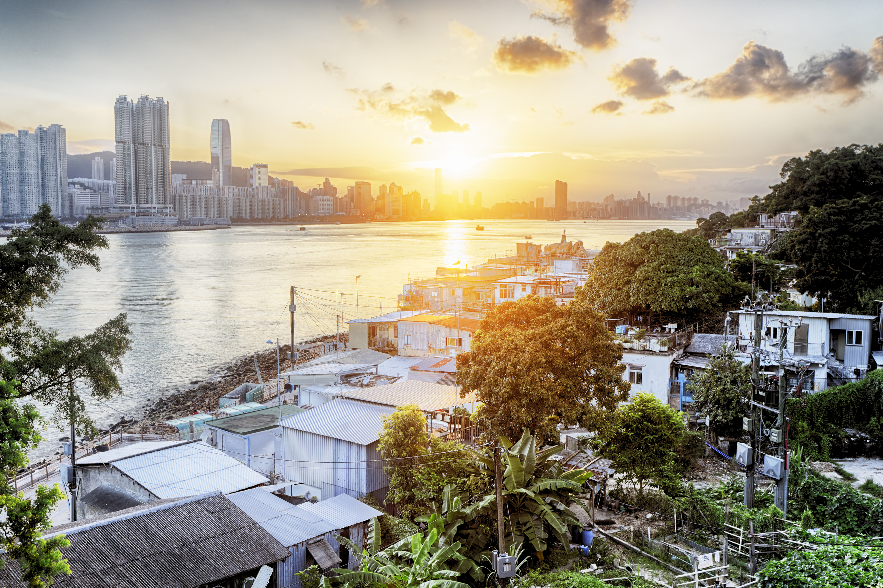 8 Romantic places to visit in Hong Kong
