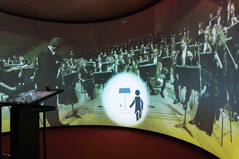 Museu de la Música, experiència kinètica