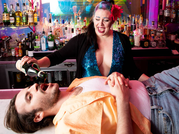 Bushwick bartenders release pin-up calendar to raise funds for local bars