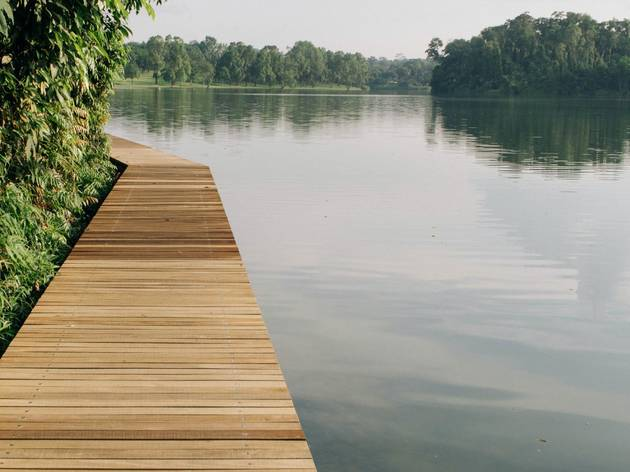 The best waterside trails in Singapore