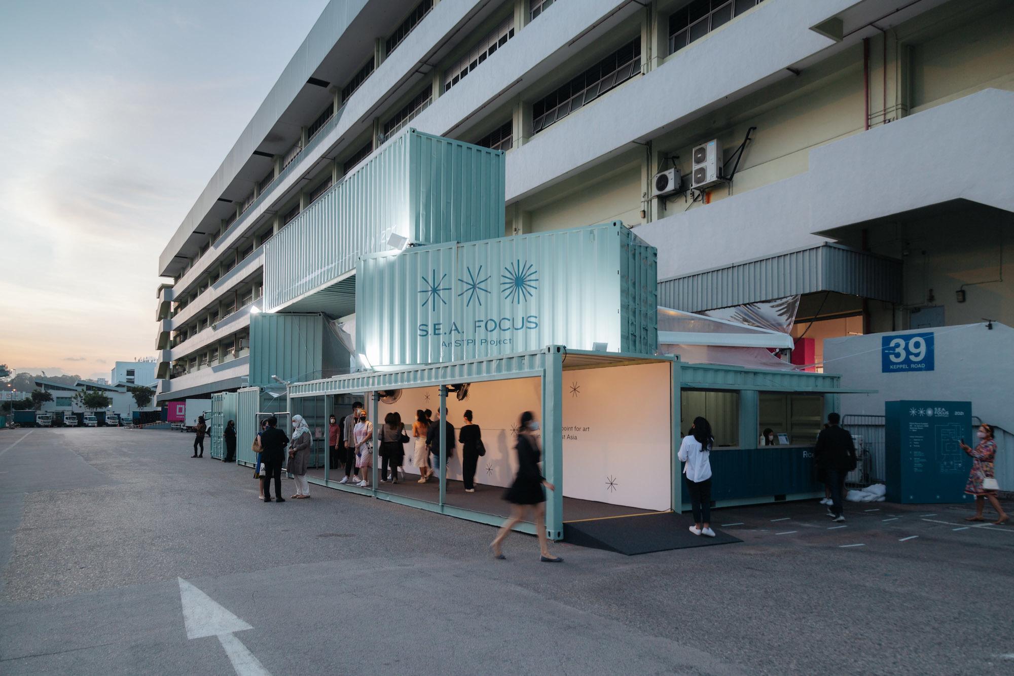 Tanjong Pagar Distripark to house a multidisciplinary arts cluster