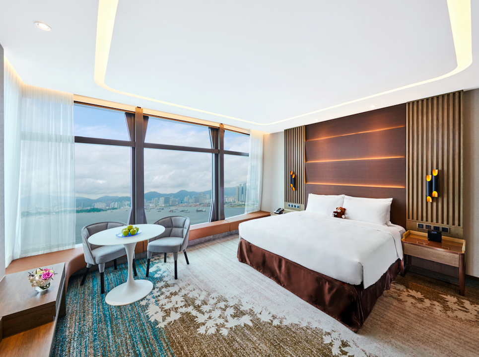 One-Eight-One Hotel & Serviced Residences