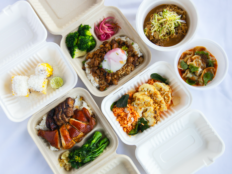 Freshly prepared and balanced meals served to your door