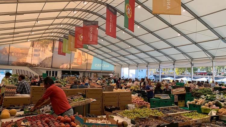 Mercado da Vila de Cascais