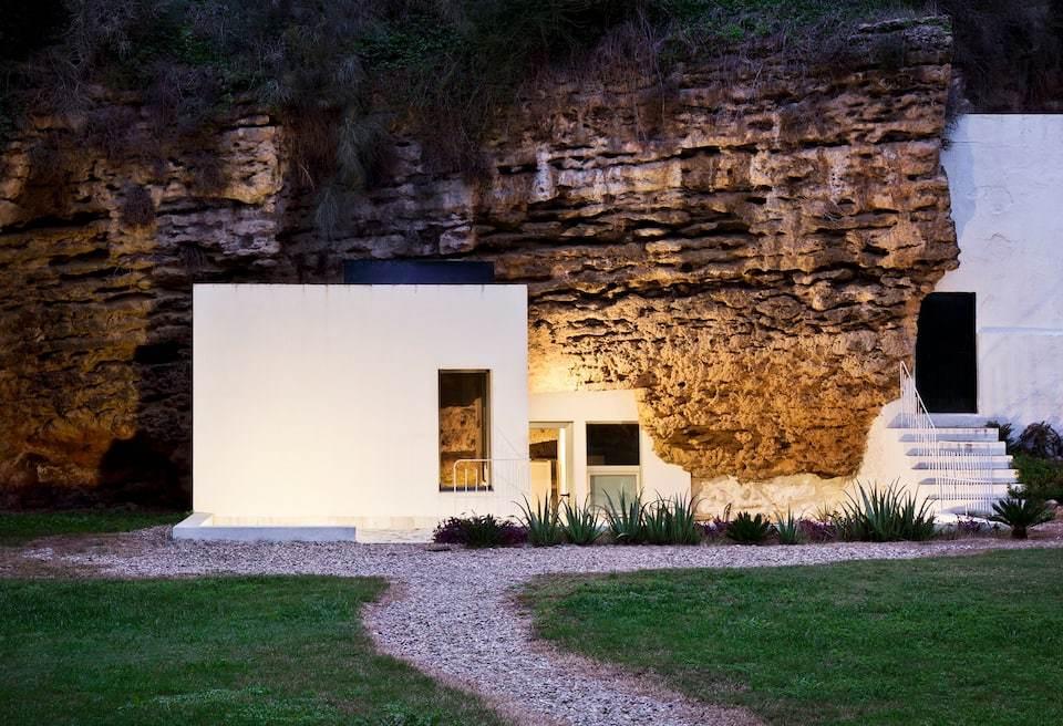 Airbnb, alojamientos unicos, cueva