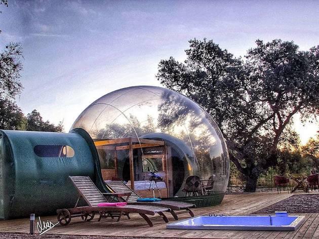 Airbnb, alojamientos unicos, burbuja