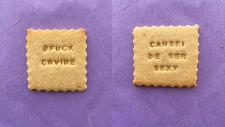 O cookie sincero