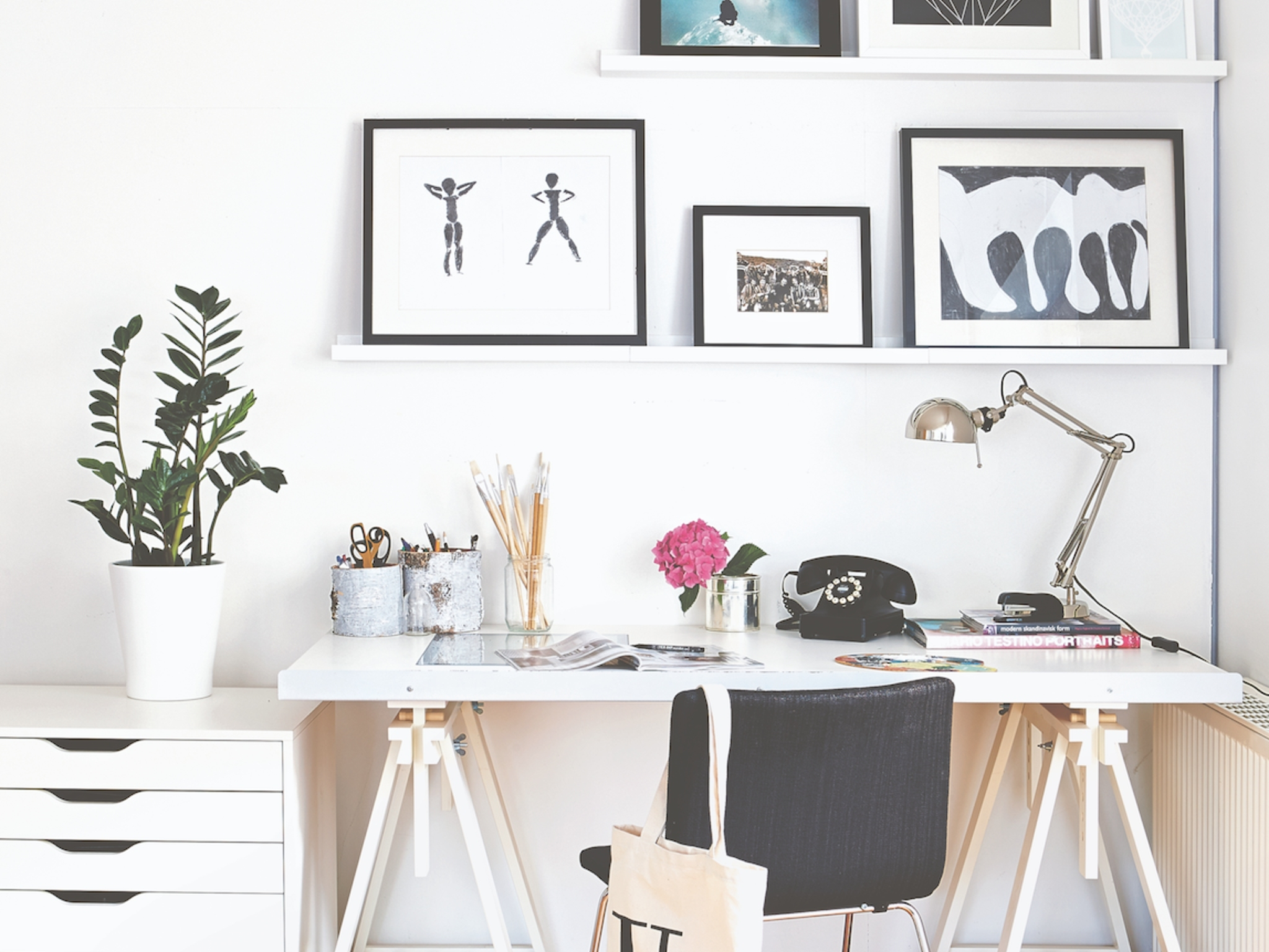 7 ways to make your home office an actually nice place to be in 2021