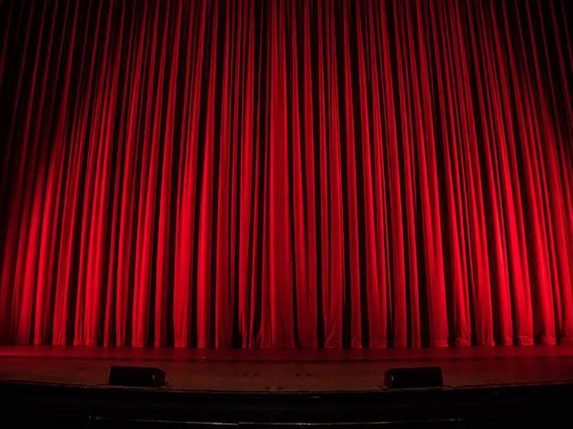 Teatro, Pano de Boca