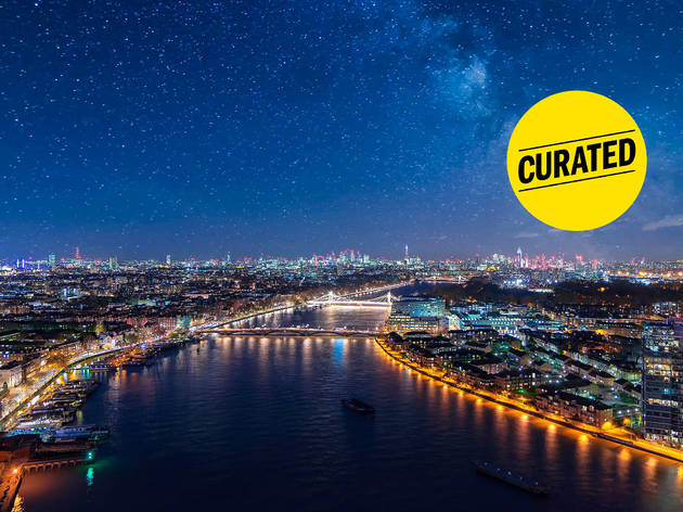 London astronomers on the best ways to see stars in the city