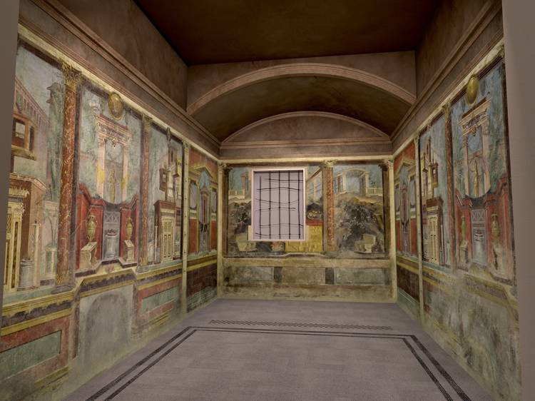Step into an AR version of The Met