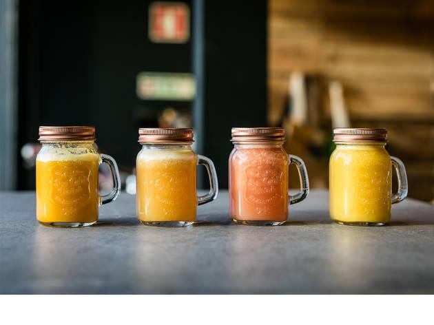 Restaurante, Cozinha Saudável, Eight – The Health Lounge