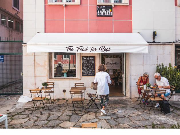 Restaurante, Cozinha Saudável, The Food for Real
