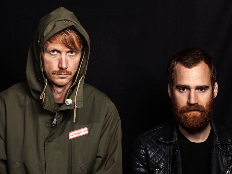 Mons // Le duo La Jungle