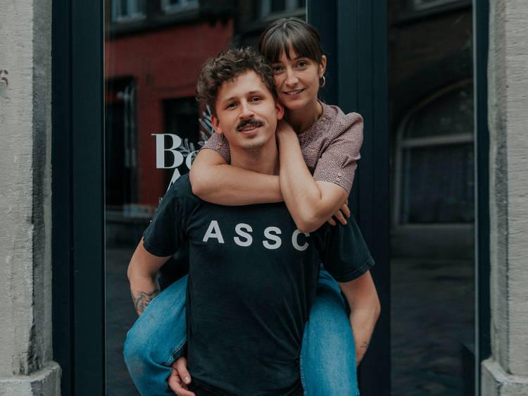 Namur // Valentin Norberg et Charlie Guilliams du Botanical by Alfonse
