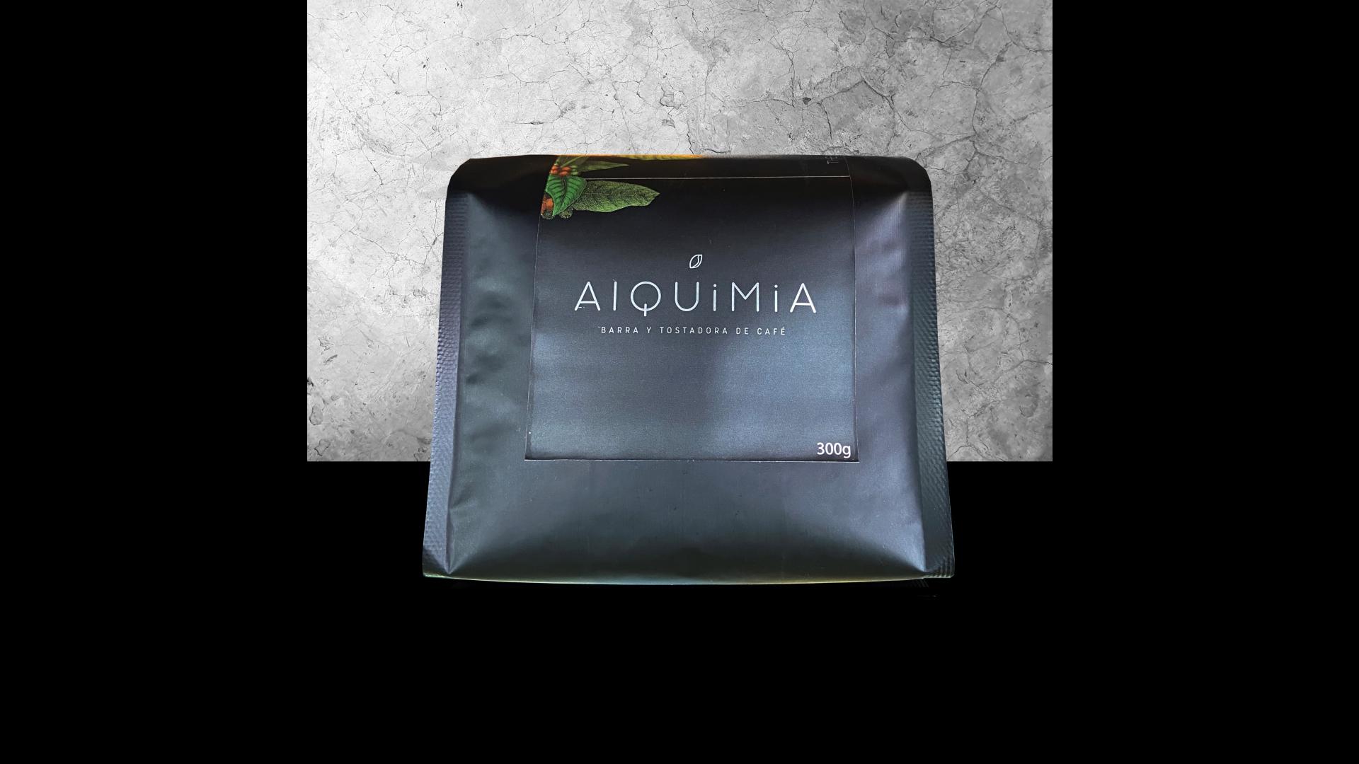 Café en grano a domicilio. Alquimia Café