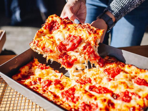 Bill Kim's Pizza & Parm Shop