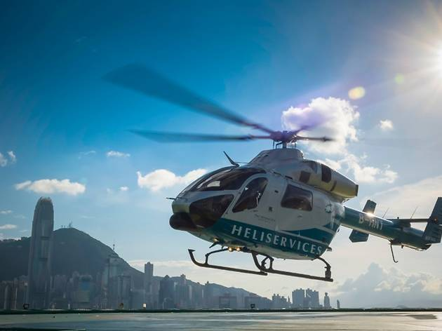 Peninsula Helicopter services