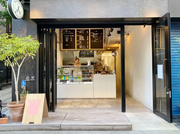 CBD(コーヒー)麻布十番店