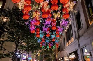 Lee Tung Avenue cny 2021