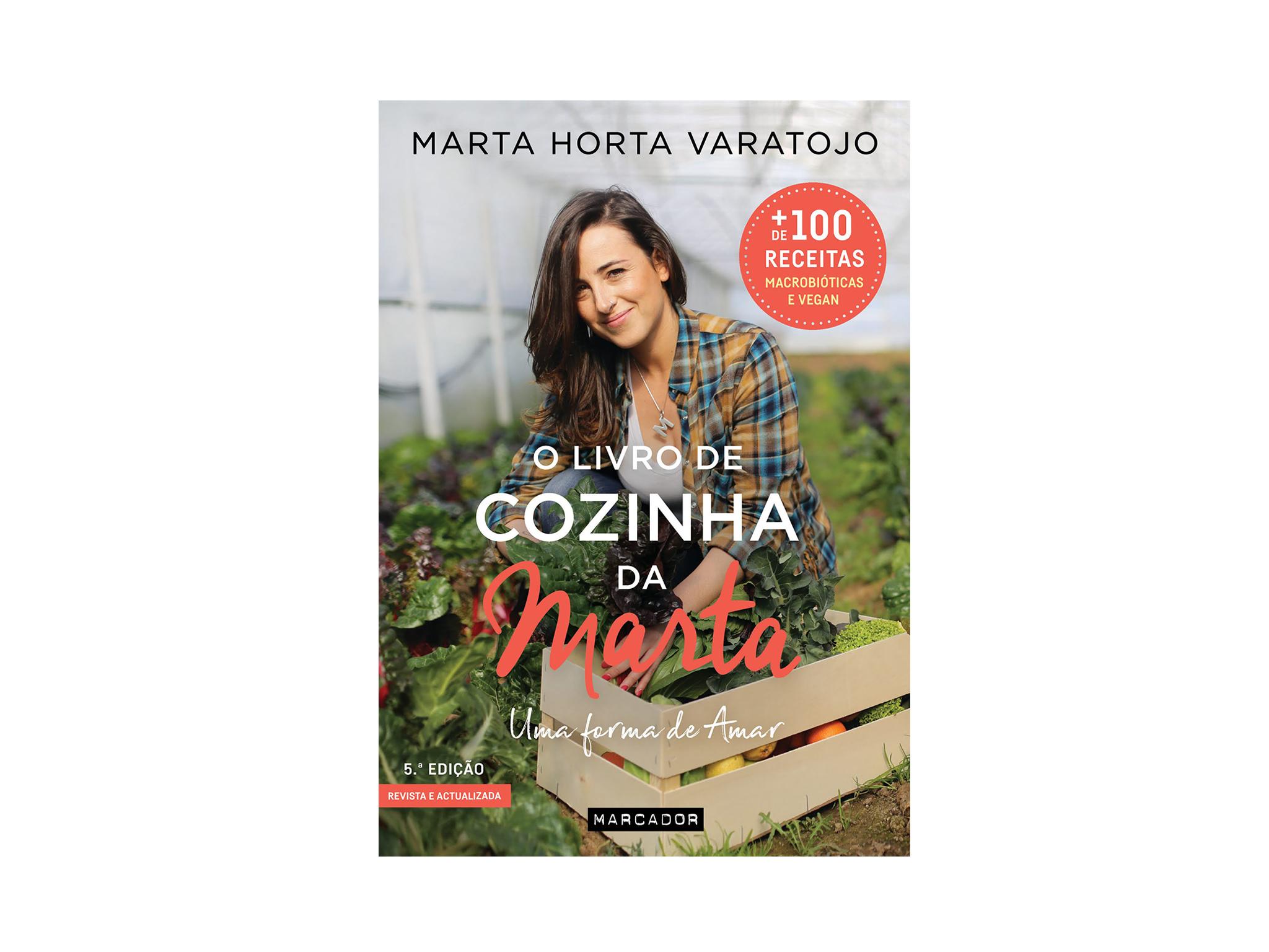 Livro, Cozinha, O Livro de Cozinha da Marta, Marta Horta Varatojo