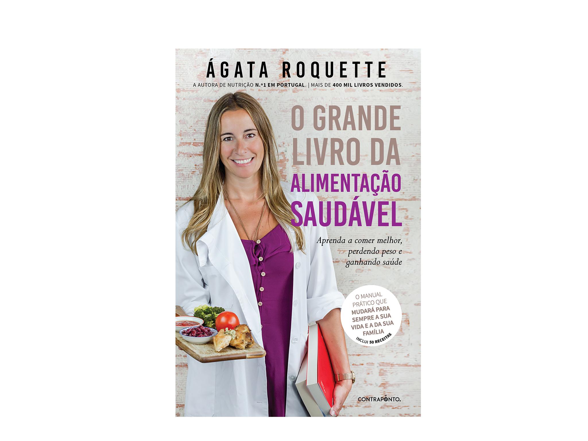 Livro, Cozinha, O Grande Livro da Alimentação, Ágata Roquette