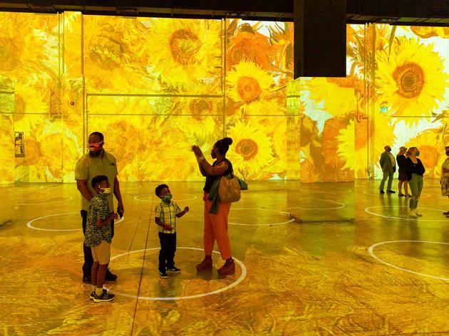 Immersive Van Gogh Chicago