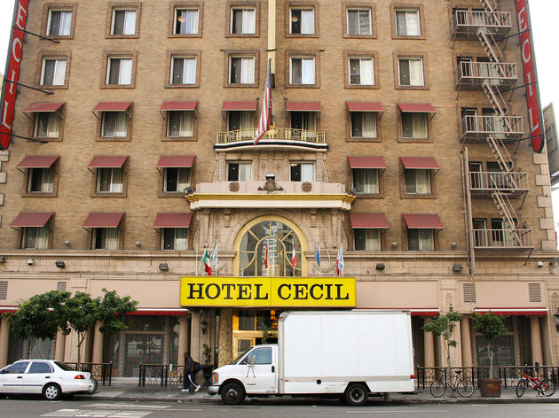 A true crime series about Downtown L.A.'s infamous Cecil Hotel is coming to Netflix