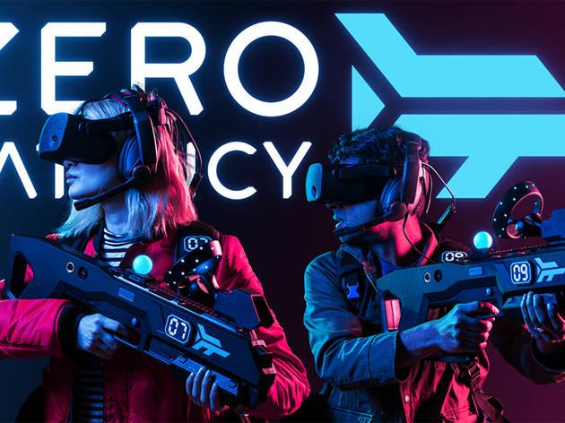 Zero Latency VR arena