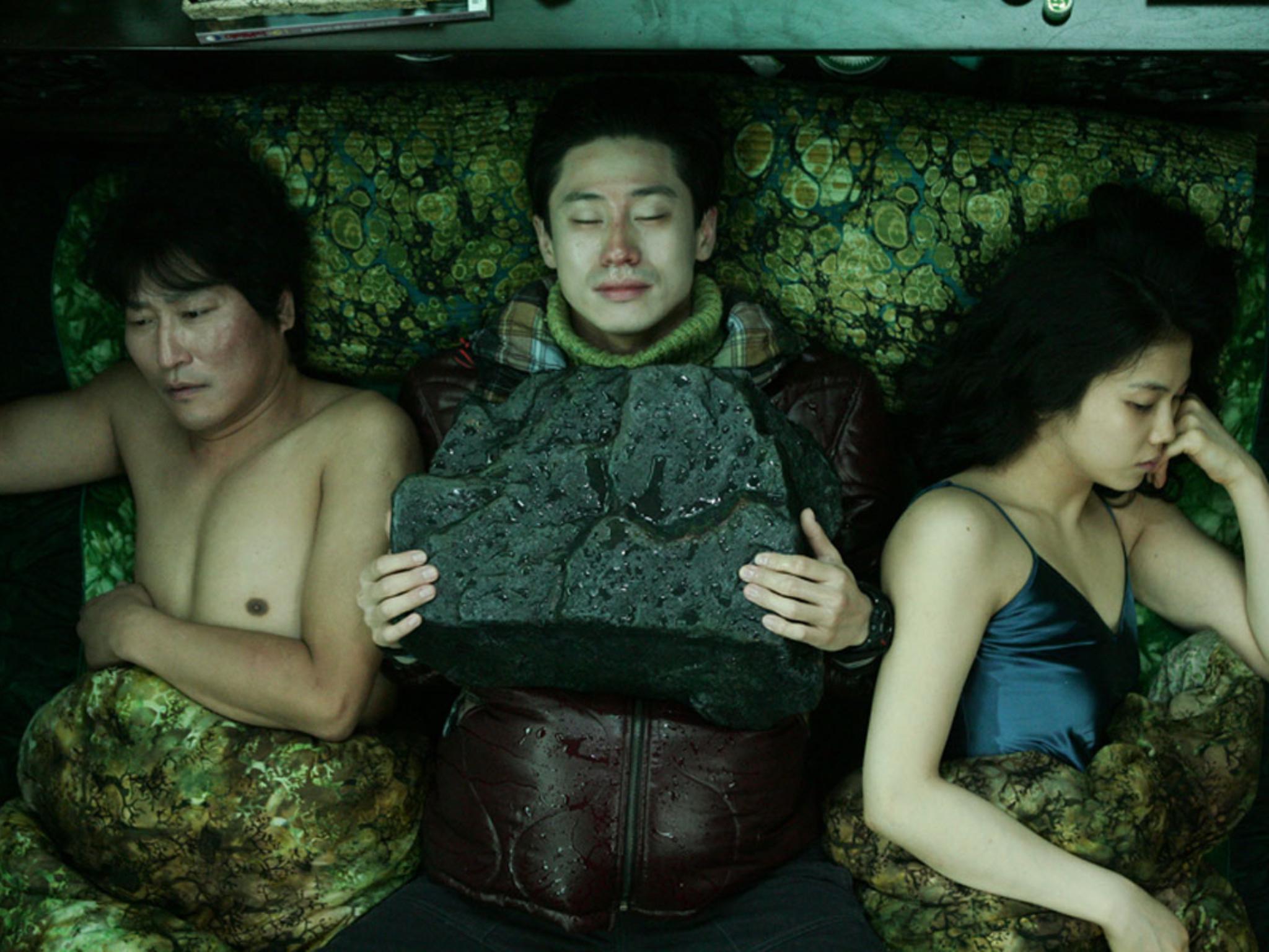 Thirst,  película coreana de terror dirigida por Chan-Wook Park